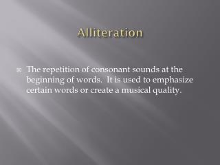which of the following lines is an example of personification