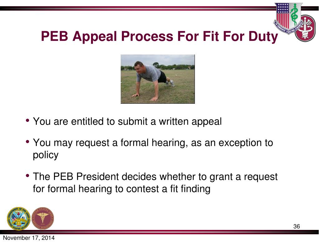 fitness for duty evaluation example
