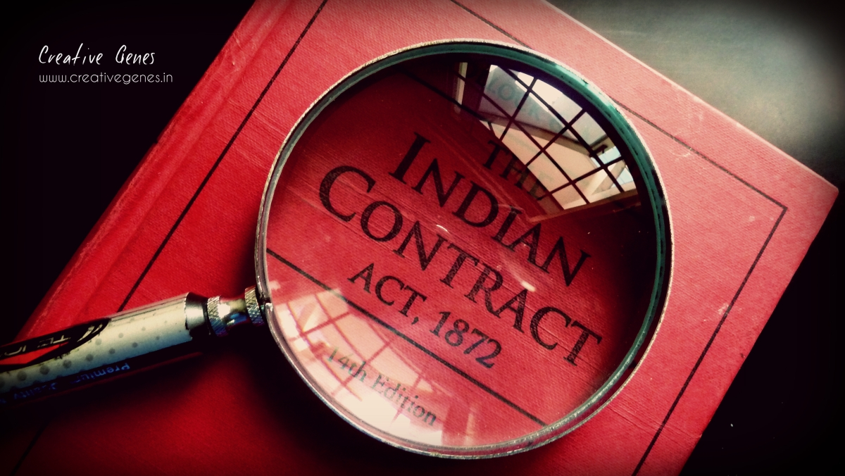 practical example of contract of indemnity