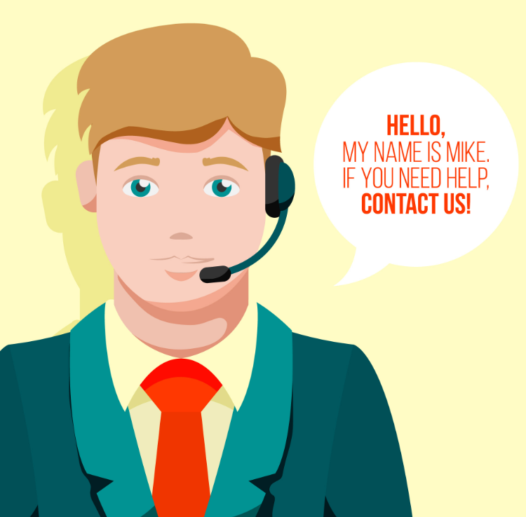 what is an example of good customer service
