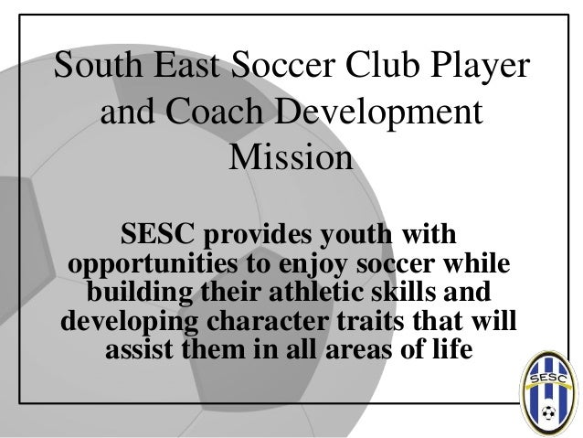 youth soccer coaching philosophy example
