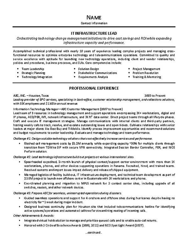 example of cv with thesis on it