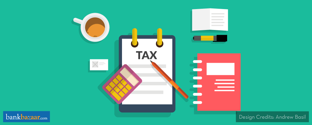how to calculate income tax on salary with example