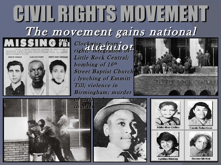 an example of civil rights