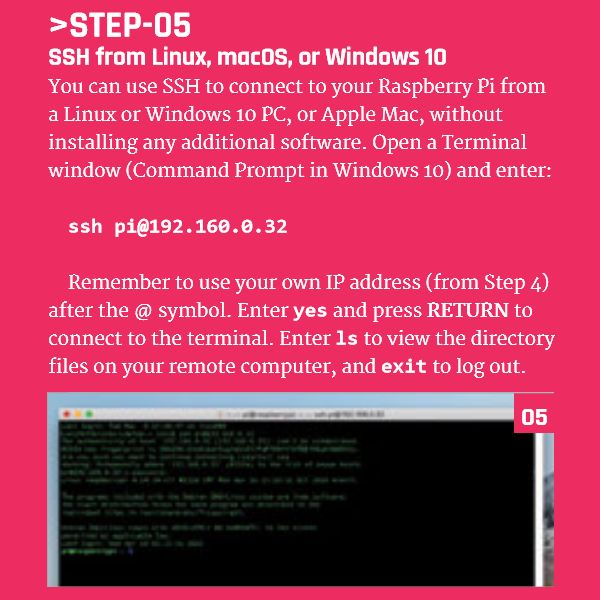 ftp from linux to windows example