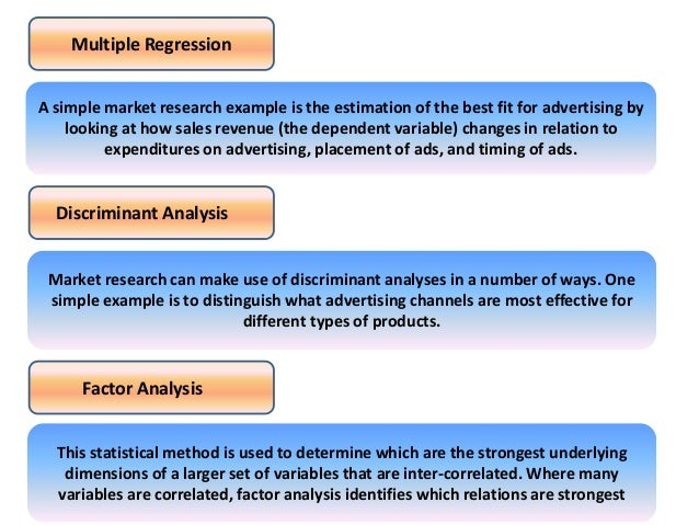 simple example of conjoint analysis