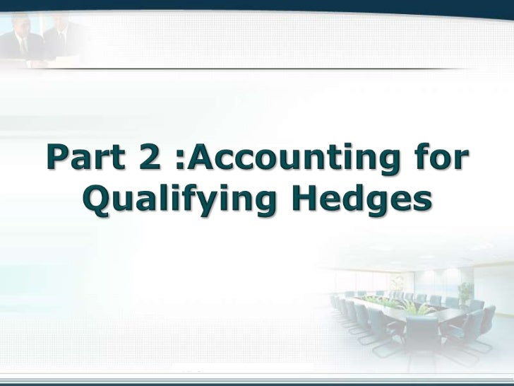 what is hedging in finance with example